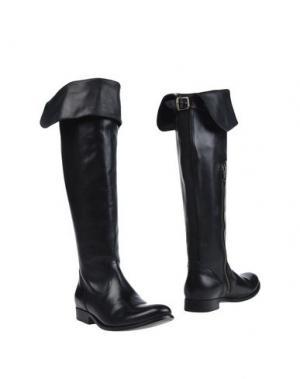 Сапоги FRYE. Цвет: черный