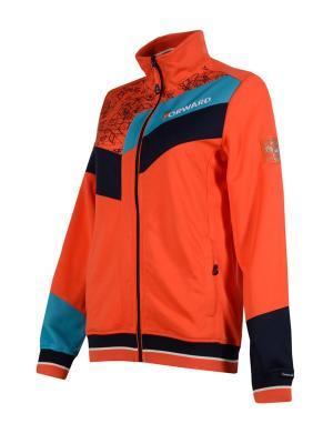 Костюм Forward. Цвет: оранжевый, бирюзовый, черный