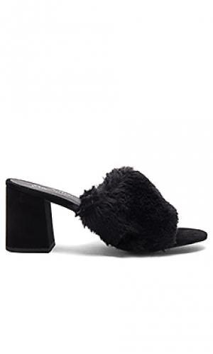 Туфли на каблуке nobody else Seychelles. Цвет: черный