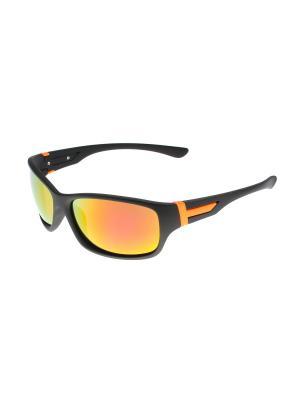 Солнцезащитные очки Olere. Цвет: черный, оранжевый, розовый, желтый