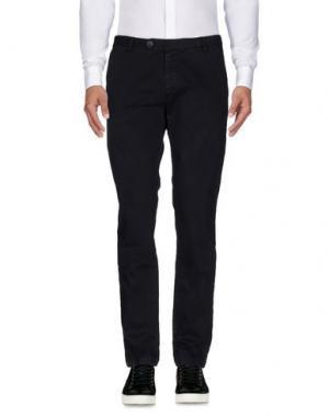 Повседневные брюки AUTHENTIC ORIGINAL VINTAGE STYLE. Цвет: темно-синий