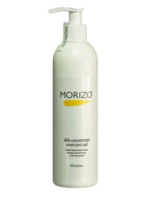 Morizo крем-концентрат от вросших волос с ана-кислотами 300мл. Цвет: белый