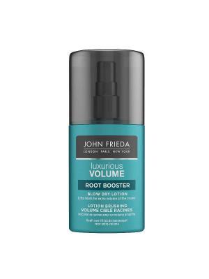 Лосьон-спрей для прикорневого объема с термозащитным действием Luxurious Volume, 125 мл John Frieda. Цвет: прозрачный