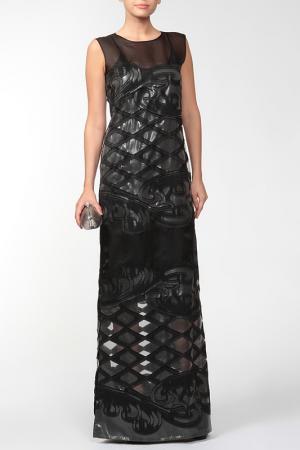 Платье Burani. Цвет: черный