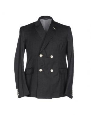 Пиджак BAND OF OUTSIDERS. Цвет: стальной серый