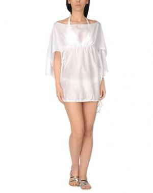 Пляжное платье ALVIERO MARTINI 1a CLASSE BEACHSTYLE. Цвет: белый