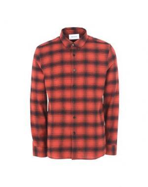 Pубашка HARMONY Paris. Цвет: красный
