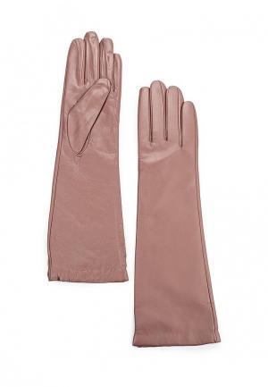 Перчатки Eleganzza. Цвет: розовый