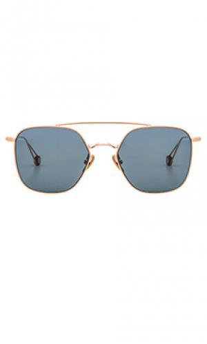 Солнцезащитные очки concorde Ahlem. Цвет: металлический бронзовый