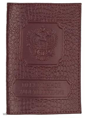 Обложка Olci. Цвет: коричневый, бордовый