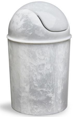 Корзина для мусора UMBRA. Цвет: белый