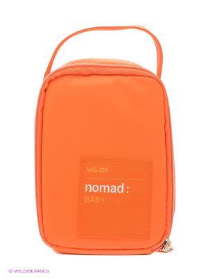 Детская термосумка Valira. Цвет: оранжевый