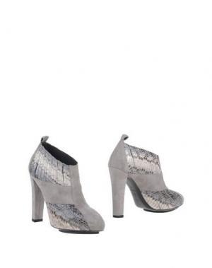 Ботинки RODO. Цвет: светло-серый