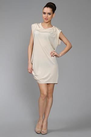 Платье-туника Phillip Lim. Цвет: бежевый