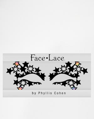 Facelace Украшение для лица ограниченной серии Face Lace Starway 2 Heaven. Цвет: starway 2 heaven