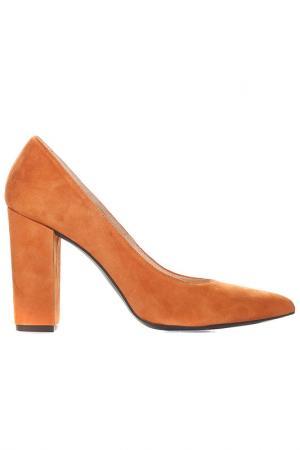 Туфли EVA LOPEZ. Цвет: коричневый