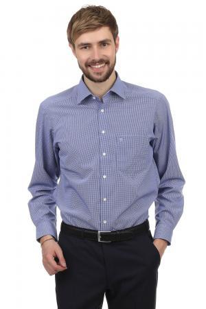 Рубашка с длинным рукавом Olymp. Цвет: разноцветный