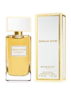Dahlia Divin edt 30 ml GIVENCHY. Цвет: золотистый