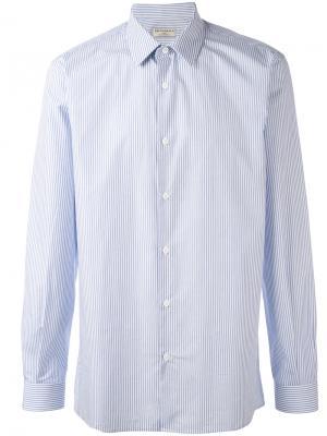Рубашка в полоску Éditions M.R. Цвет: синий