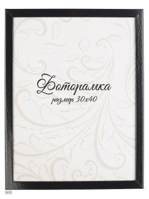 Фоторамка 30х40 №418 Tabula Rossa. Цвет: черный
