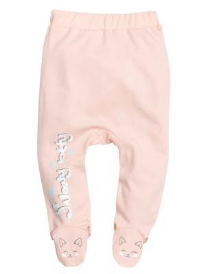 Ползунки PELICAN. Цвет: розовый