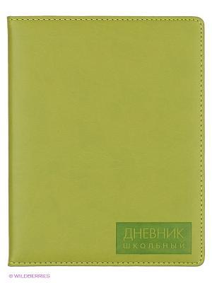 Дневник Канц-Эксмо. Цвет: оливковый