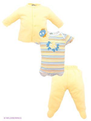 Комплекты одежды FS Confeccoes. Цвет: желтый, синий