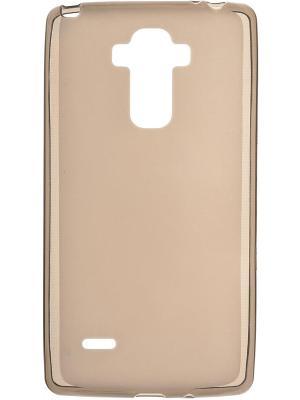 LG G4 Stylus silicone skinBOX. Цвет: коричневый