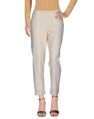 Повседневные брюки 6397. Цвет: слоновая кость