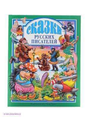 Сказки русских писателей Проф-Пресс. Цвет: зеленый