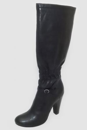 Сапоги Fru.it. Цвет: черный