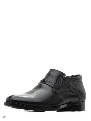 Ботинки Hortos. Цвет: коричневый