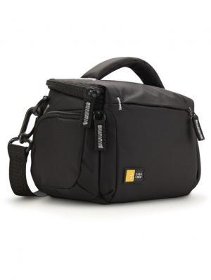 Сумка Case Logic для компактной/гибридной камеры или видеокамеры (TBC-405-BLACK). Цвет: черный