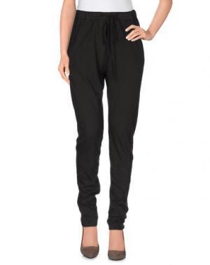 Повседневные брюки KATIA G.. Цвет: темно-коричневый