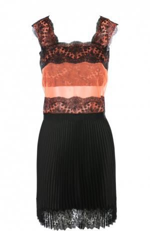 Платье Christopher Kane. Цвет: черный
