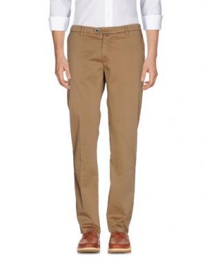 Повседневные брюки BARBATI. Цвет: верблюжий