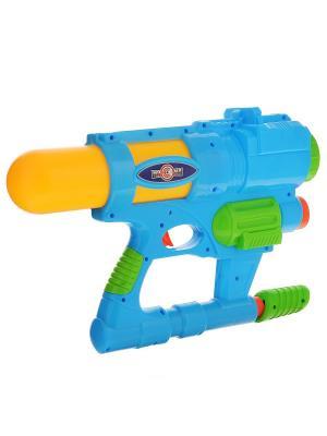 Водный пистолет Экстрим DREAM MAKERS. Цвет: голубой