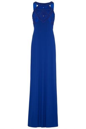 Платье Dynasty. Цвет: blue