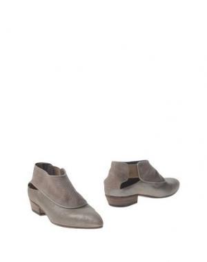 Ботинки FRU.IT. Цвет: серый