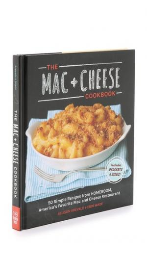 Mac + Cheese Cookbook Books with Style