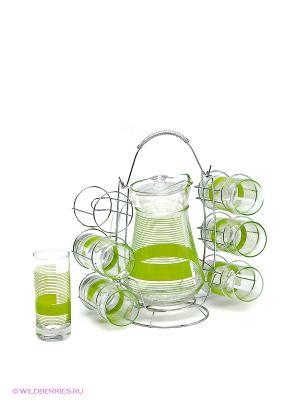 Набор для воды Bekker. Цвет: салатовый
