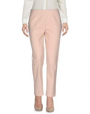 Повседневные брюки ROOM 52. Цвет: телесный