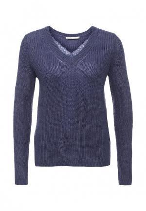 Пуловер Zarina. Цвет: синий