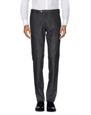 Повседневные брюки EREDI RIDELLI. Цвет: серый