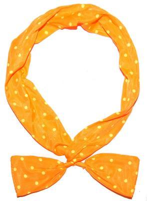 Повязка на голову Lola. Цвет: оранжевый