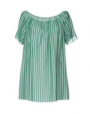 Короткое платье JUST FOR YOU. Цвет: белый
