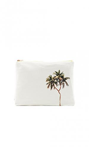 Маленькая сумочка original Samudra. Цвет: белый