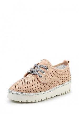 Ботинки Alpino. Цвет: розовый