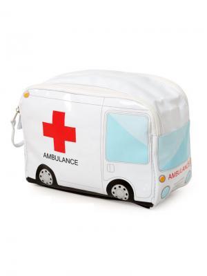 Ящикдля лекарств Ambulance Balvi. Цвет: белый, красный, синий