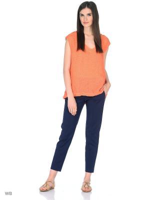 Топ Manila Grace. Цвет: оранжевый